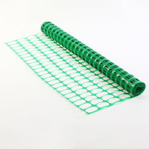 Temporary Green Outdoor Safety Fence