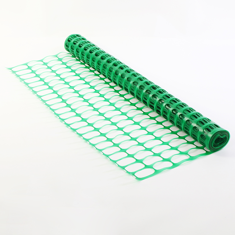 removable green Outdoor Safety Fence