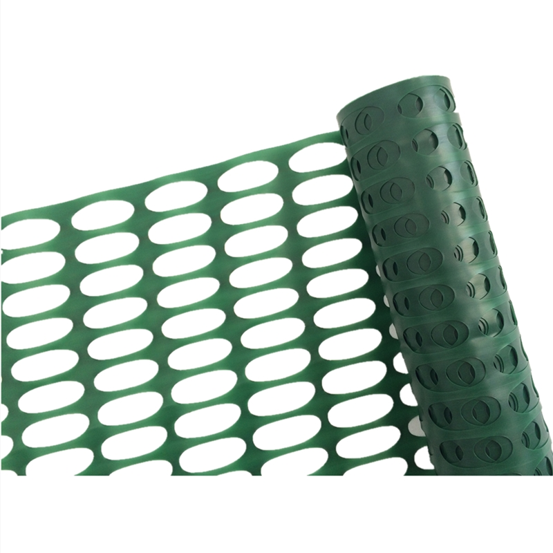 Flexible Green Yard Construction Fence