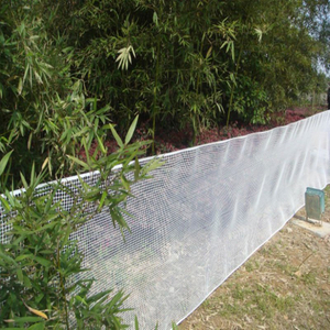 Multi-Purposed White Plant Garden Fence
