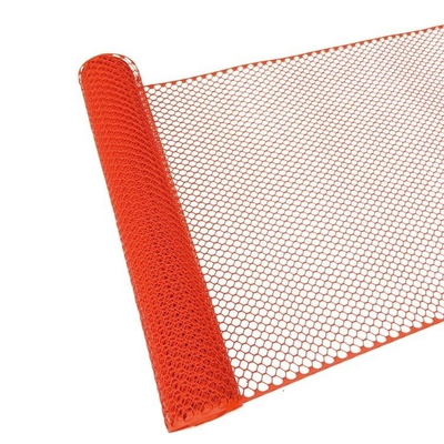 Plastic Construction Safety Barrier Fencing