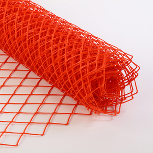 Non-corrosive Orange Snow Safety Fence