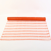 Multi-Purposed orange Outdoor Safety Fence