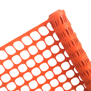 Rigid Orange Outdoor Safety Fence