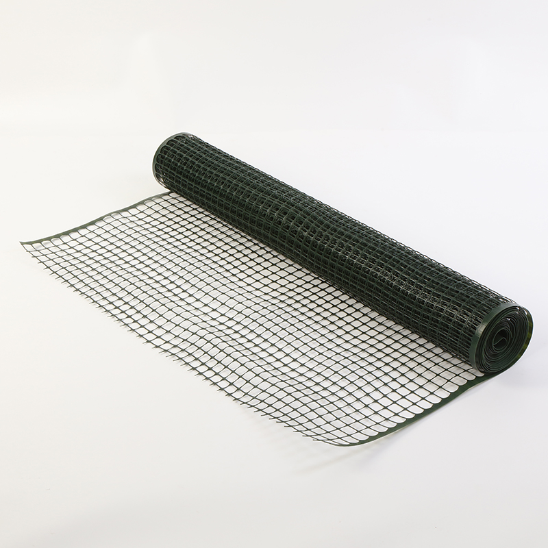 HDPE temporary Garden Safety Mesh